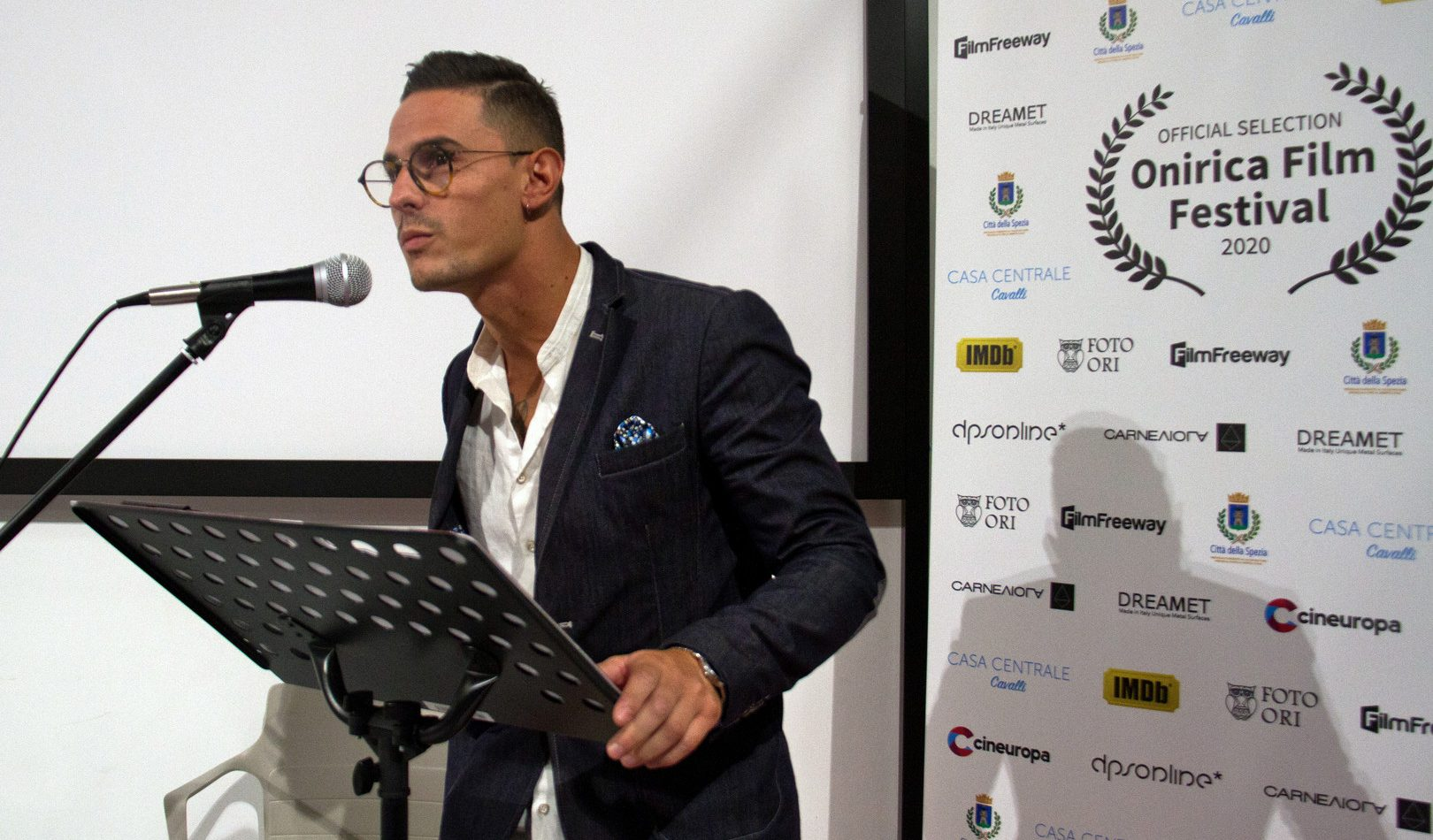 Onirica, About us, Alessio Bonini